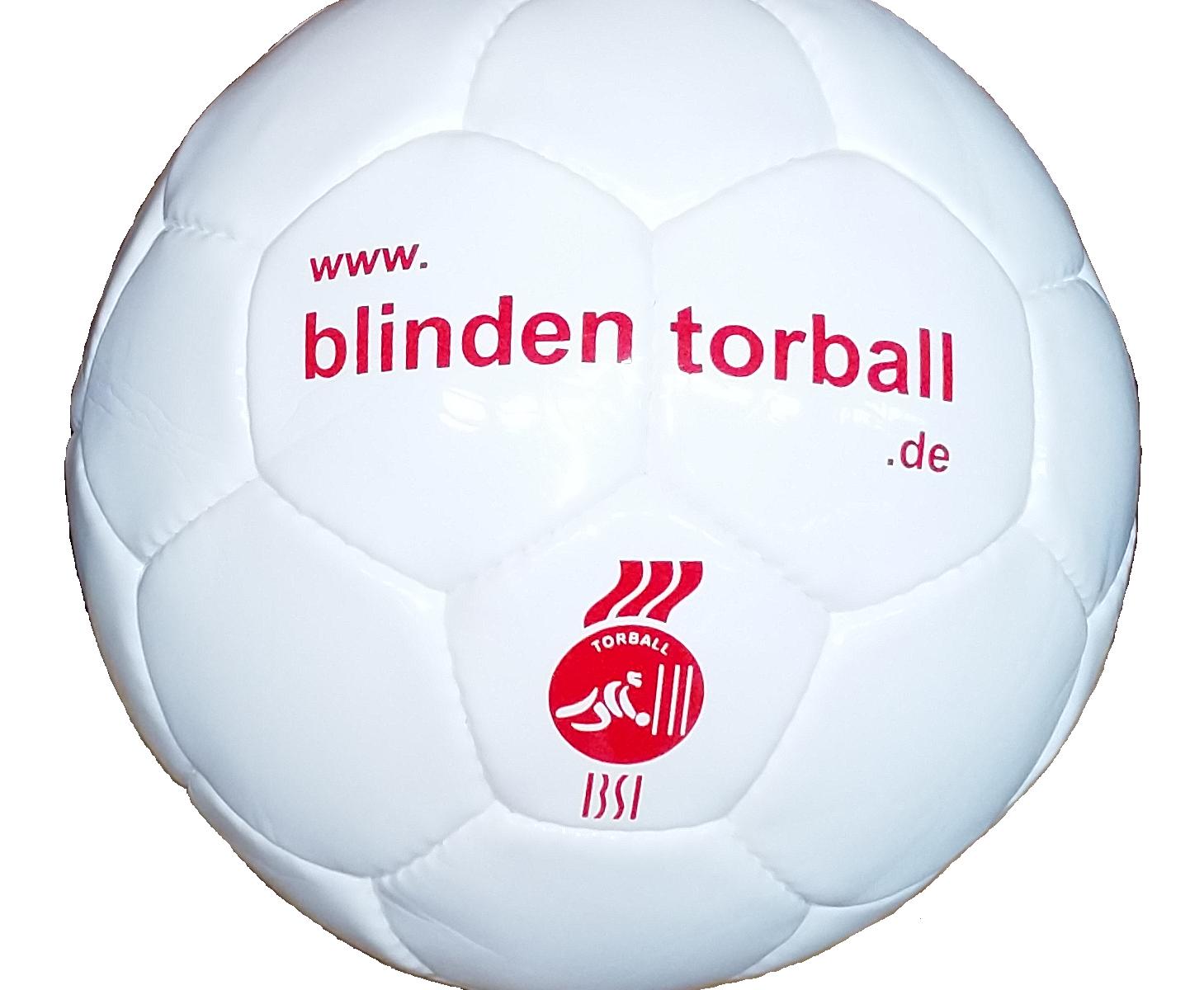 Der neue Ball für Torball