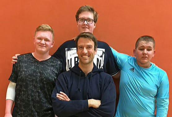 TGU-Rasselbande für Zollikofen 2018