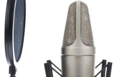 Mikrofon (Podcasts)