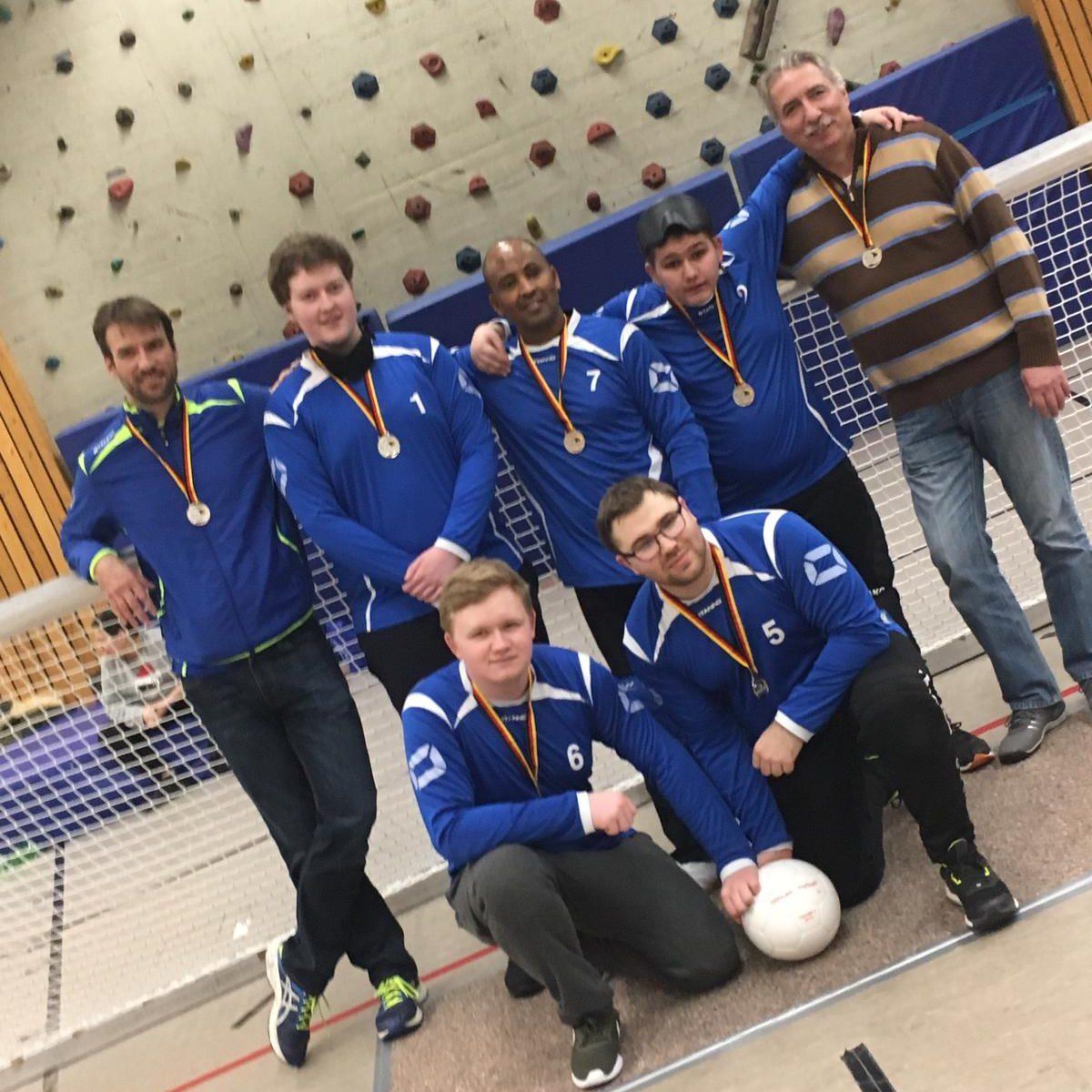Mannschaftsfoto TG Unterliederbach II