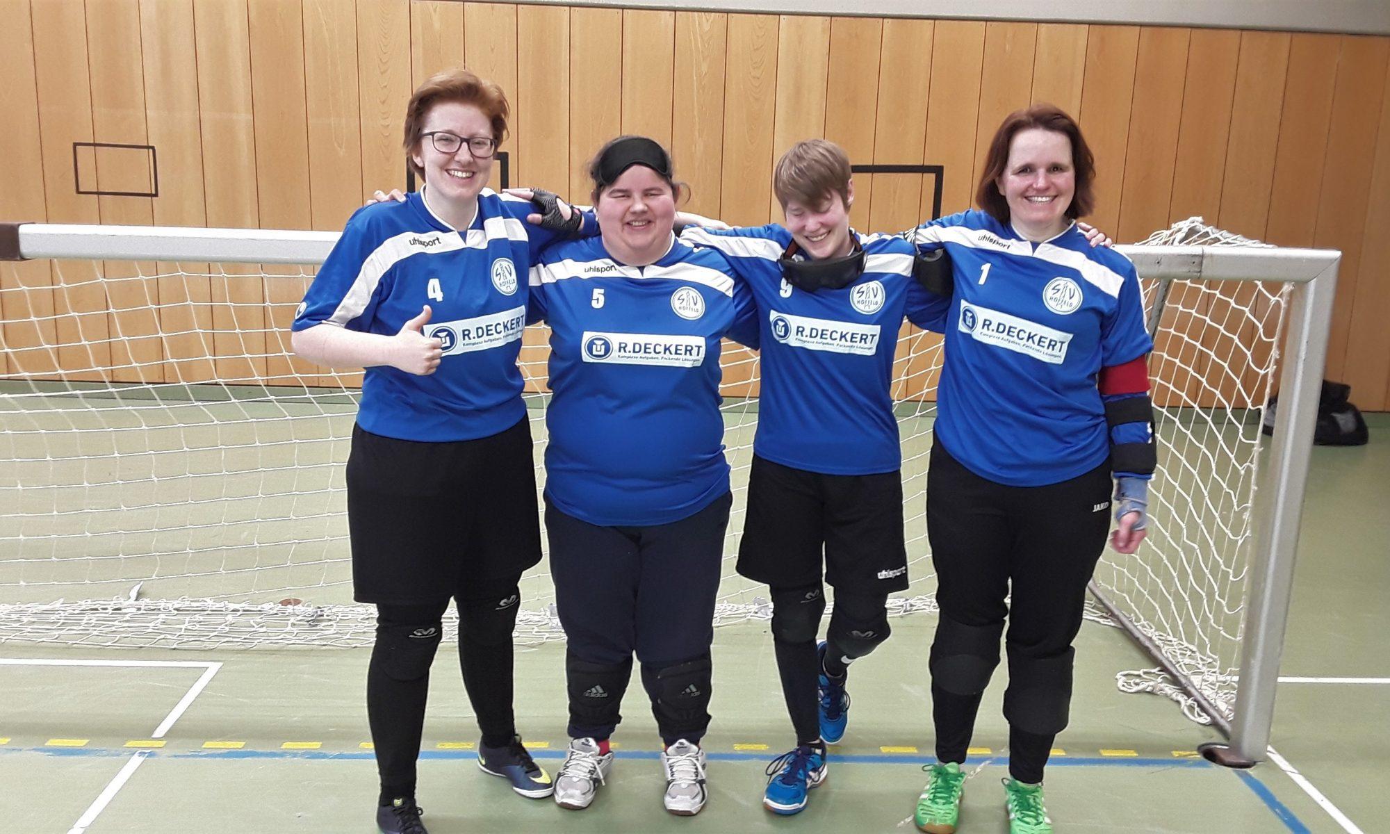 Das Team der SG Hoffeld/Karlsruhe