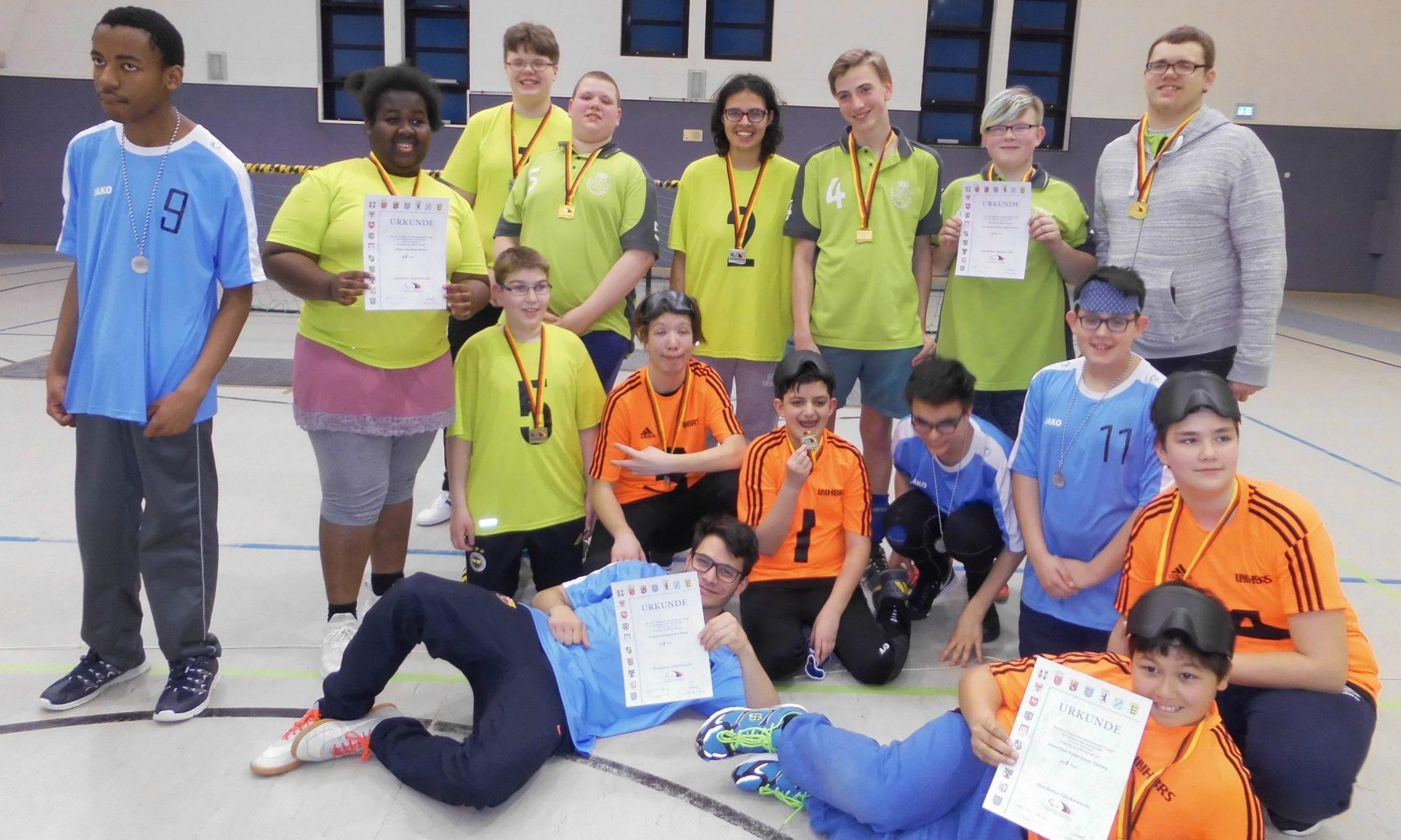 4. Deutsche Jugendmeisterschaft 2019